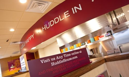 "Huddle House Bringing ""Any Meal. Any Time."" To Richlands, Virginia"