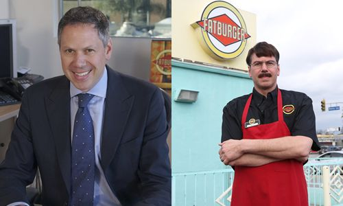 """CBS's Hit Series """"Undercover Boss"""" Gives Fatburger CEO Andy Wiederhorn an Inside View of His Own Franchise Operations"""