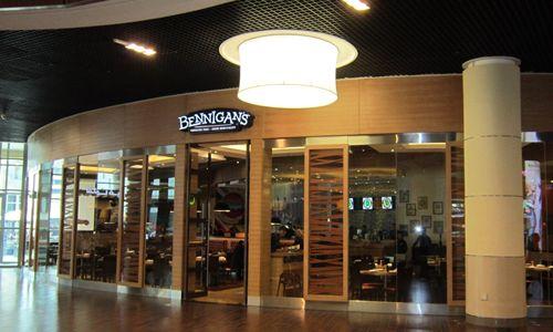 Restaurants In Mall Best