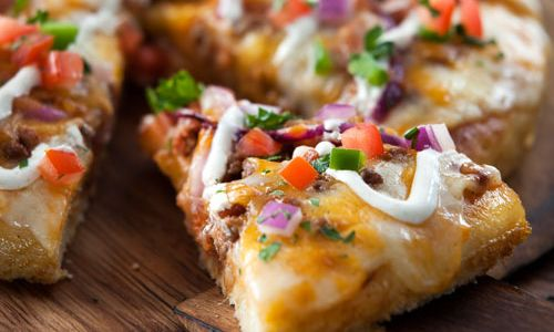 Chili's Grill & Bar Takes Bite Out of Pizza, Introducing Southwestern Flavor Profile to this Favorite American Dish