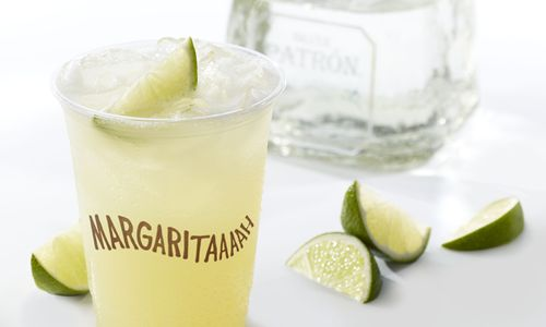 Chipotle Introduces New Margarita Recipe Featuring Patrón Tequila
