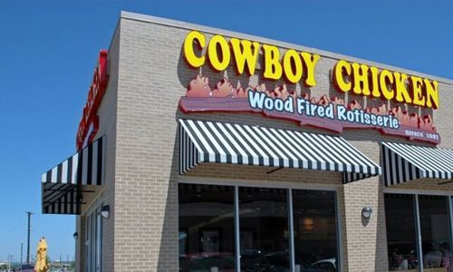 Cowboy Chicken Signs Lease for Restaurant in Ft. Worth, Texas
