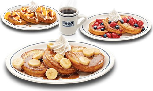 IHOP Restaurants Introduce New Brioche French Toast