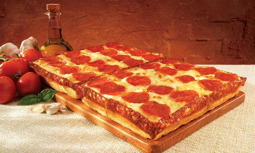 Little Caesars Pizza Premieres New DEEP!DEEP! Dish Pizza