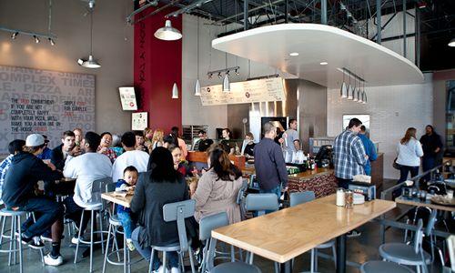 MOD Pizza Begins West Coast Expansion