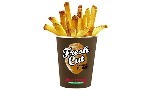 Penn Station East Coast Subs Offering Free Fresh-Cut Fries on April 24