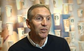 Starbucks CEO on Digital Innovation