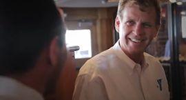 Steve Paternoster, Owner, Scalo Northern Italian Grill - 2013 Restaurant Neighbor Award Winner