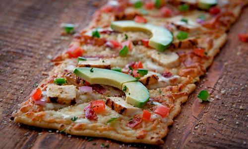 So Much Flavor in Every Bite of Chili's Freshly-Baked Flatbreads