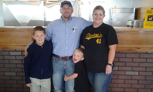 Grand Opening of Dickey's Barbecue in Tyler