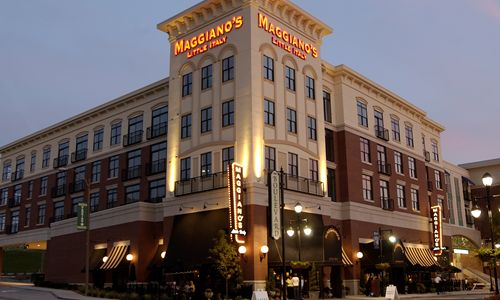 Maggiano's Named America's Favorite Casual-Dining Restaurant