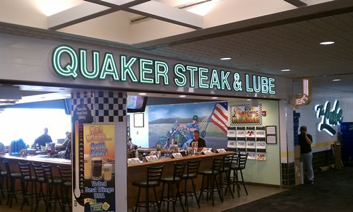 Quaker Steak Lube Takes Flight With New Restaurant In Pittsburgh International Airport
