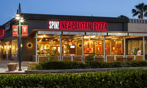 SPIN! Neapolitan Pizza's First Franchise Restaurant Open in L.A.