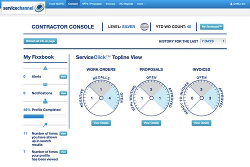ServiceChannel Unveils New Tool for Commercial Contractors