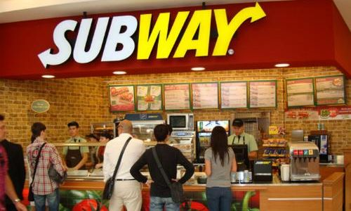 SUBWAY Restaurant Chain to Add 3,000 Locations Worldwide in 2013