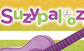 "Suzy's Swirl Kicks off Summer of Swirls at ""Suzypalooza"""