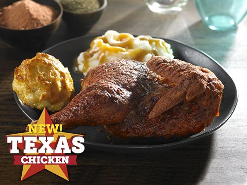 New Texas Chicken Makes Its Debut On The Menu At Church's Chicken – All The Flavors Of Your Favorite Backyard Grilled Chicken