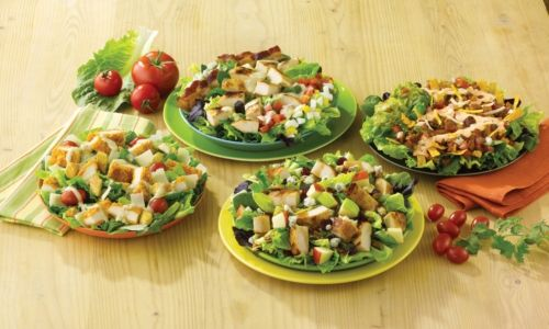 Wendy's is celebrating National Salad Month in May by continuing to deliver fresh, high-quality ingredients with its premium Garden Sensations salad line. The salads are a cut above the competition in terms of fresh preparation, customization, portion size and price.