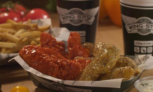Wingstop Named Official Wings of the Stockton Ports