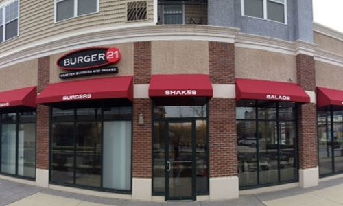Burger 21 Signs Franchise Agreement For 25th Restaurant First In Pennsylvania