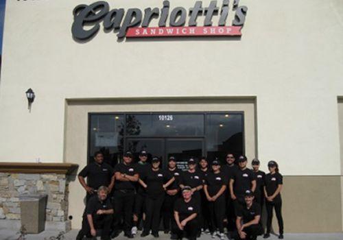 Capriotti's Sandwich Shop Arrives in Whittier, CA