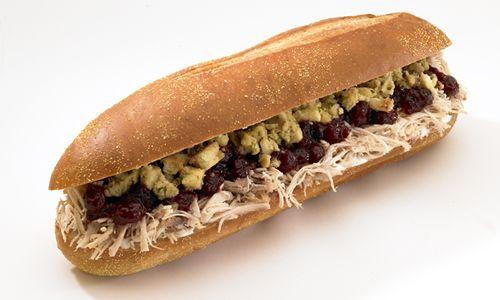 Capriotti's Sandwich Shops in California Offer $1 Bobbie Sub