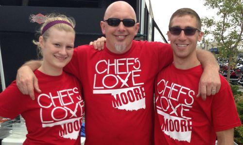 Former ProStart Students Aid Moore, Oklahoma Tornado Survivors