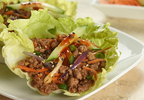 Pei Wei Introduces Two New Lettuce Wraps