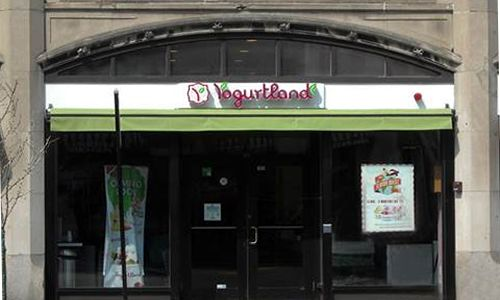 Yogurtland Opens First Location in Massachusetts