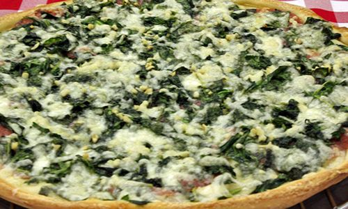 Aurelio's Pizza Launches the Next Two New Limited Edition Pizza Creations in its Series August 1: the Spicy Italian Pizza and the Spinach Genoa Pizza