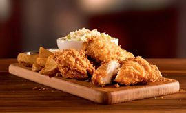 KFC Drops Colonel, Bones in New Restaurant Concept