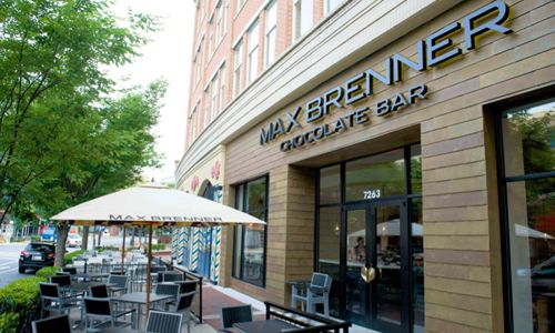 Max Brenner Chocolate Bar Opens in Bethesda; First in Washington D.C. Metro Area