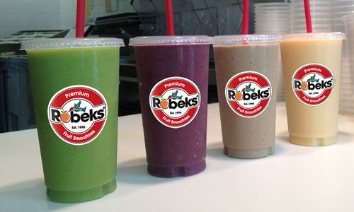 Robeks Makes a Change for a Healthier Planet