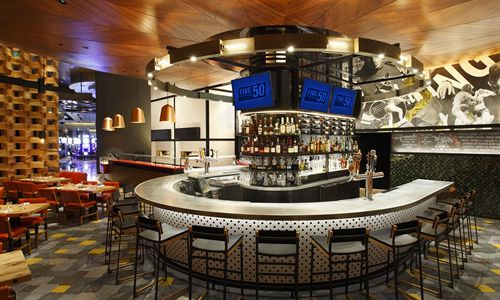 Shawn McClain's FIVE50 Pizza Bar Now Open At Vegas' ARIA Resort & Casino