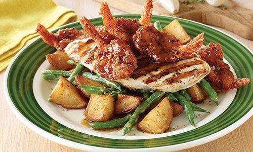 recipe: margarita chicken and shrimp recipe applebees [13]