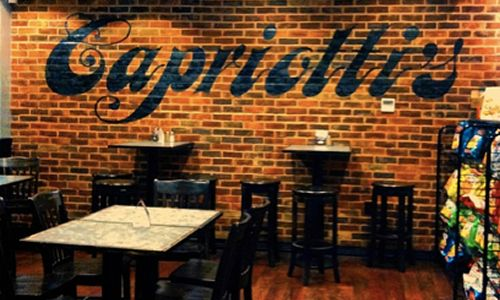 Capriotti's Owners Commended for Outstanding Performance