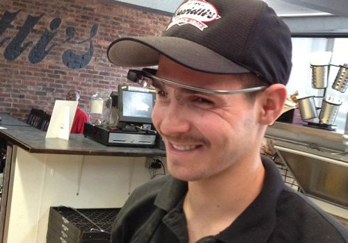 Capriotti's Sandwich Shop Utilizes Google Glass to Enhance Training