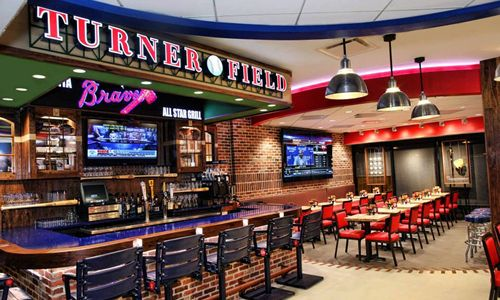 The Atlanta Braves Partner With Goldbergs Deli To Open Atlanta