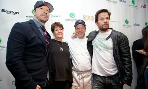 Paul Wahlberg Girlfriend Mark and donnie wahlberg are