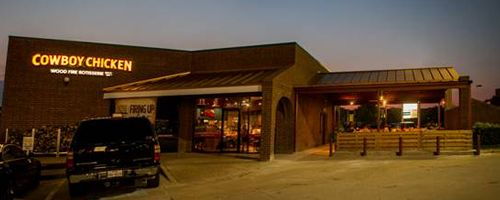 Cowboy Chicken Now Open in Ft. Worth, Texas