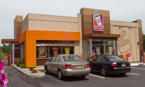 Dunkin' Donuts Announces Entry Into United Kingdom