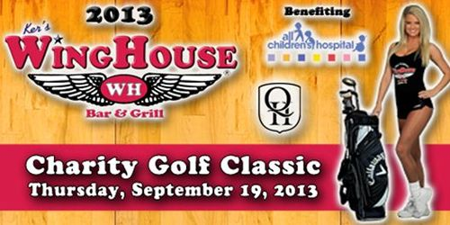 Ker's WingHouse Bar & Grill to Host Charity Golf Classic
