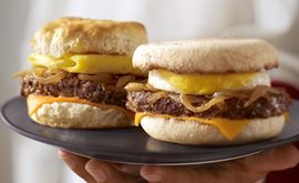 McDonald's Selling Steak for Breakfast in Menu Overhaul