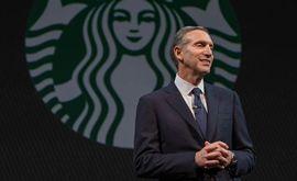 Starbucks' Schultz eyes global growth