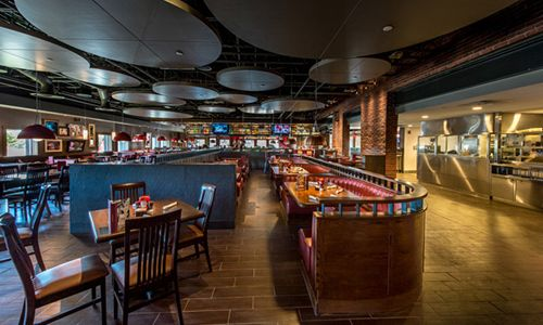 TGI Fridays at Braintree Re-Opens, Boasting New Modern Design and Re-Energized Atmosphere
