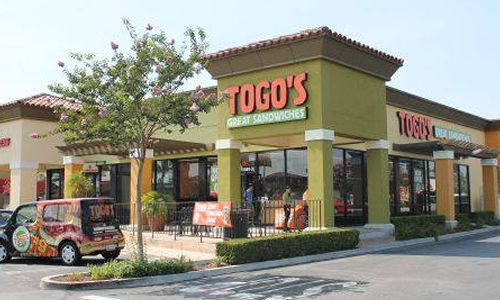 Togo's Announces Royalty Incentive For New Multi-Unit Franchise Agreements