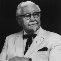 The Colonel's real secret of KFC's success