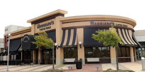 Maggiano's Little Italy Drops Anchor in Annapolis