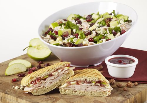 McAlister's Deli Serves Up Seasonal Flavors With New Limited-Time Sandwich And Salad