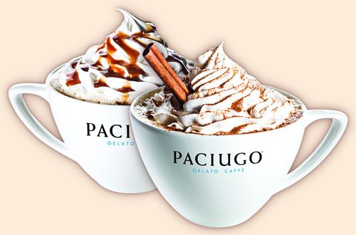 Paciugo Gelato Caffè Trumps the Traditional Latte with its New 'Gelatte', Introduces Apple Caramel and Spiced Pumpkin for a Limited Time